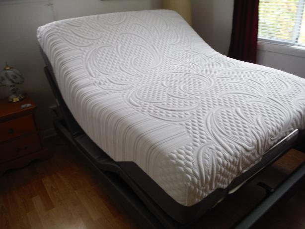 DELUXE AJUSTABLE ELECTRIC BED