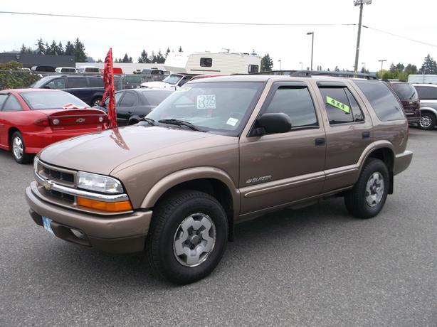 2003 Chevrolet Blazer 4x4 SUV