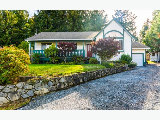 Spacious Rancher on Quiet Cul-De-Sac in Ladysmith