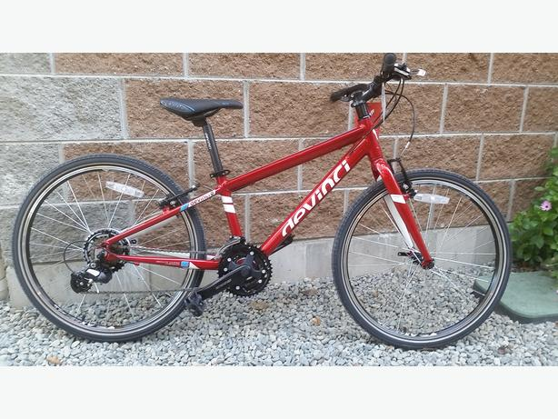 "Devinci Azkaban 24"" Bike"