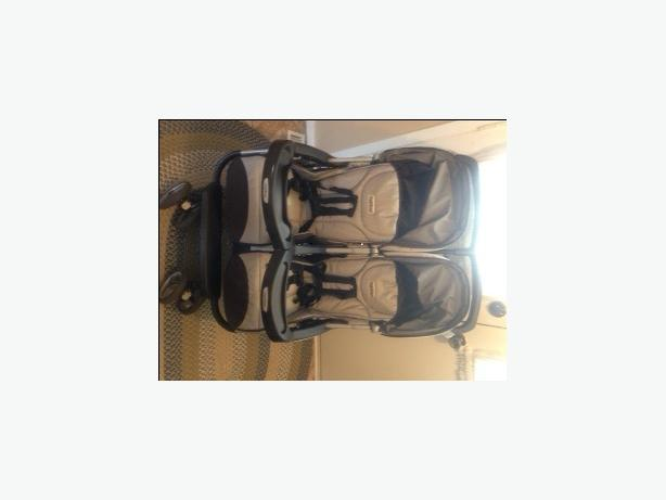Peg-Perego Twin 60/40 Stroller