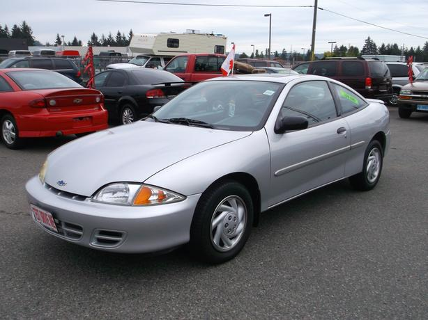 2000 Chevrolet Cavalier Coupe With 140,000KM