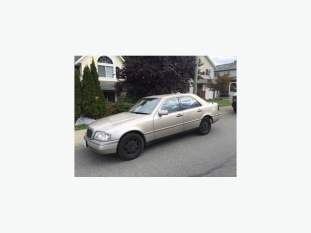 1996 Mercedes c280