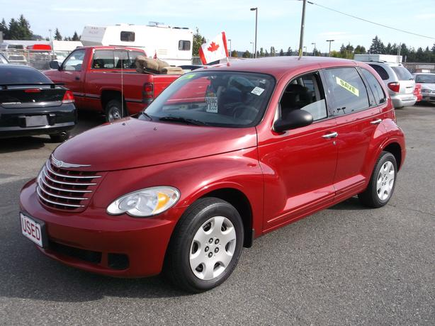 2007 Chrysler PT Cruiser with 150,000KM