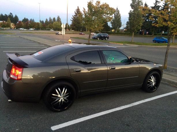 2009 Dodge Charger ex Cop Car