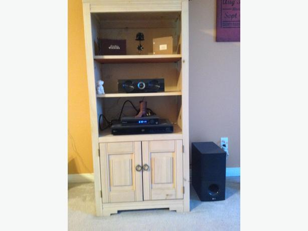 Bookcase/Entertainment Unit