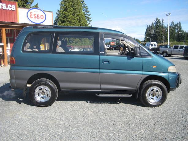 1994 Mitsubishi Delica 4x4 Mark X Spacegear - Offers Wanted!