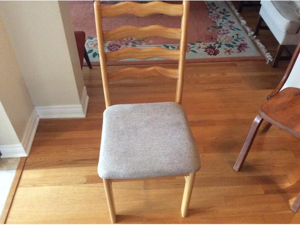 Small sturdy chair