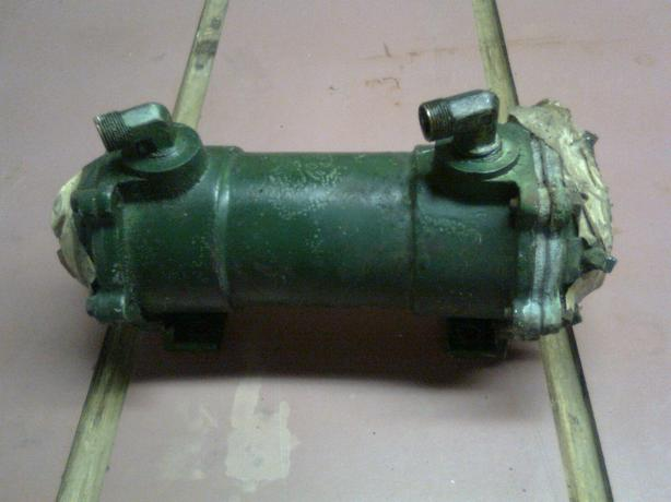Gear oil coolers