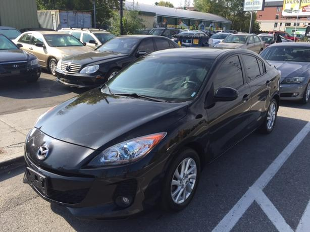 2012 Mazda3 - Skyactiv, Leather, Loaded