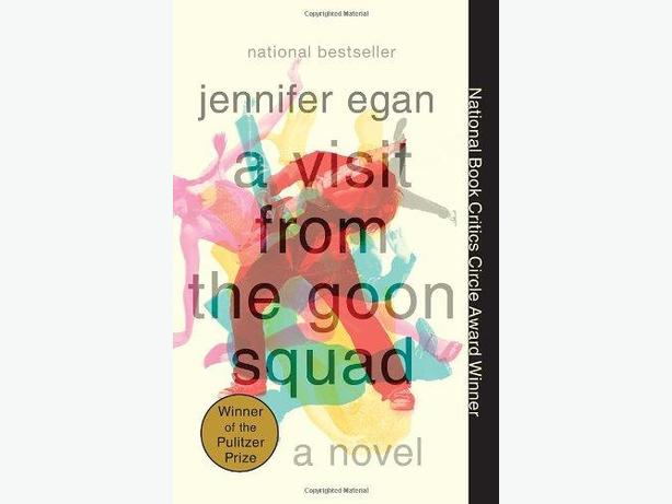 a visit from the goon squad by jennifer egan essay In an interview at vulture festival on saturday, author jennifer egan announced  that a sequel to a visit from the goon squad might be coming.