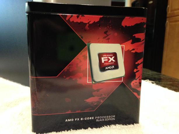 AMD FX-8120 Black Edition 8-Core Processor (CPU)
