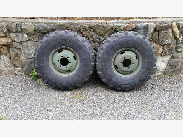 "36"" military wheels"