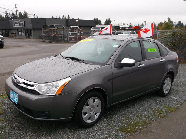 2009 Ford Focus SE with 98,000KM