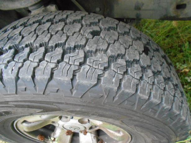 4 Tires LT31x10.5R15