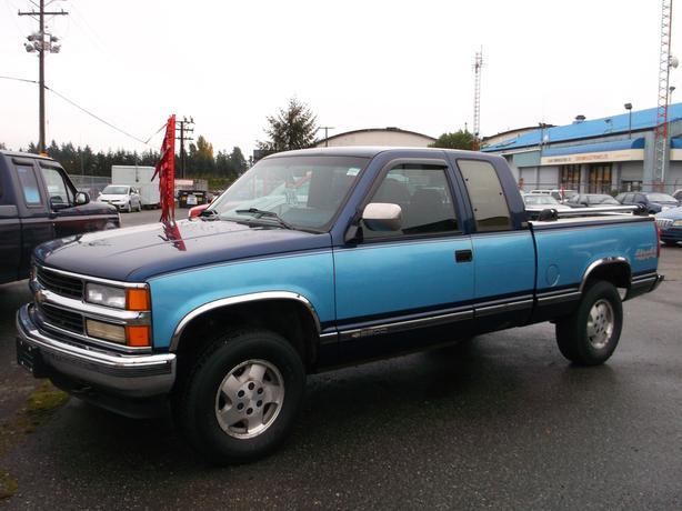 1994 Chevrolet 2500 ExCab 4x4