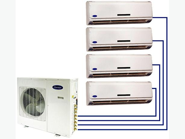 ***Ductless mini split heat and Air Conditioning***