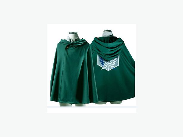 Attack on Titan Scout tunic