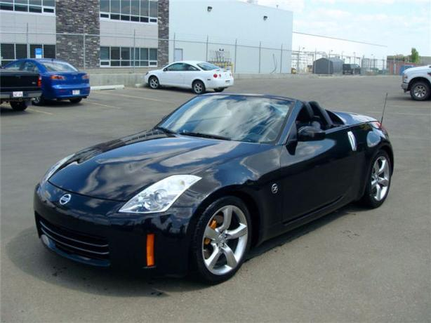 350Z Grand Touring Edition