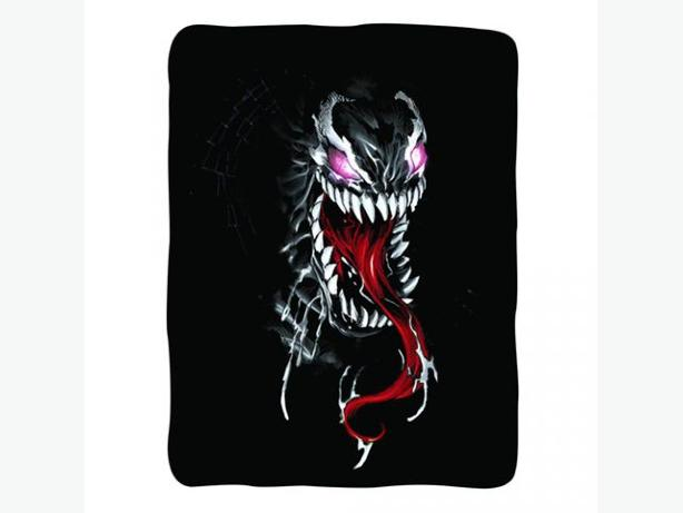Blanket-Venom Face. Spider-man