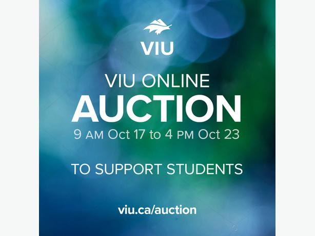 VIU Online Auction