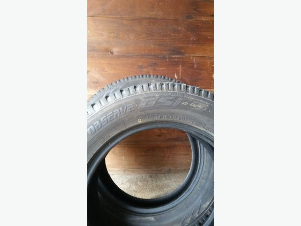 toyo observe gsi-5 winter tires 245/60r18