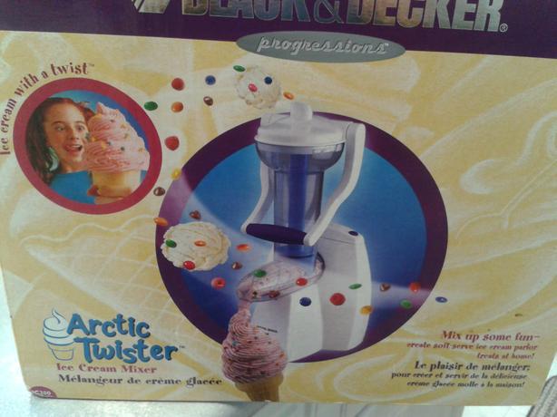 Ice Cream Mixer