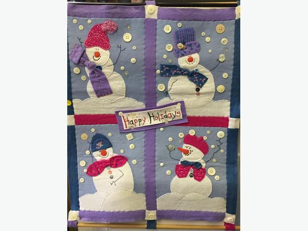 Holiday Wall Hanging