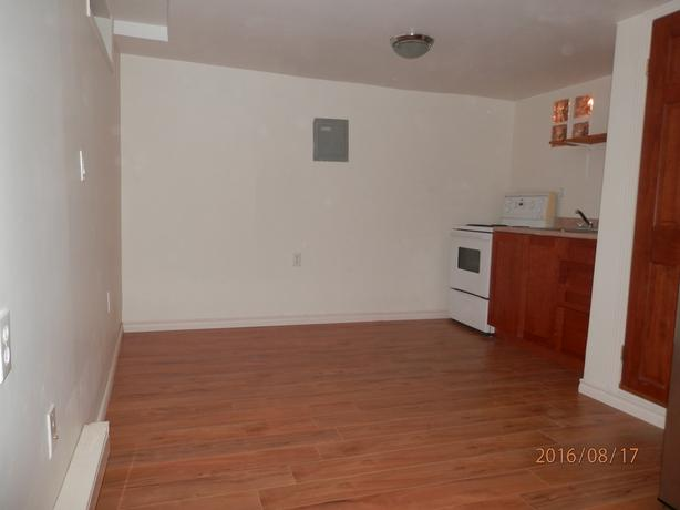 Small Bachelor in the basement- Utilities included (Rideau St.)