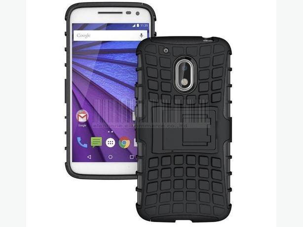 New Rugged Armor Heavy Duty Stand Case For Motorola Moto G4 Play G Play