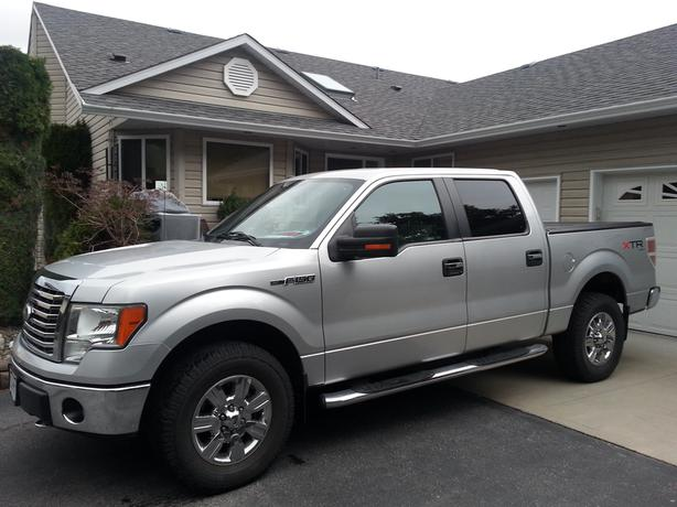 For Sale - 2010 Ford 4X4 F150 Supercrew