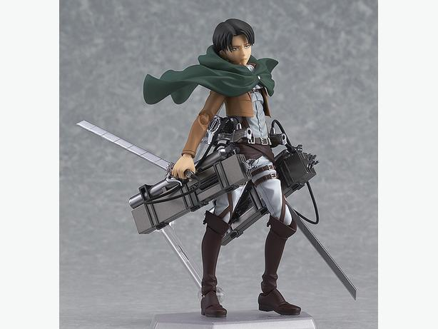Attack On Titan Levi Figma 213