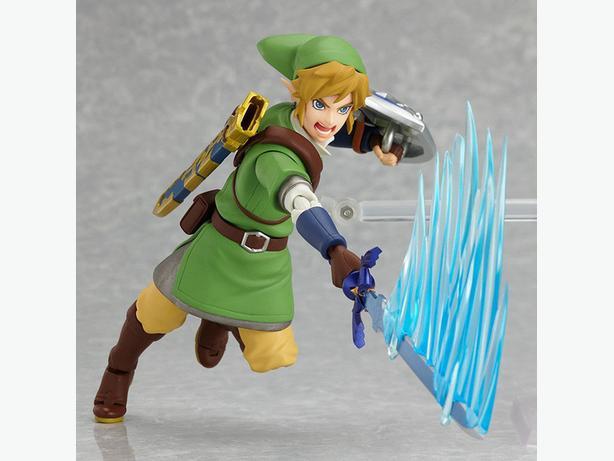Legend of Zelda Skyward Sword Link Figma 153