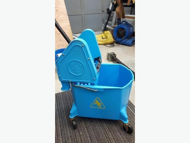 scrub bucket