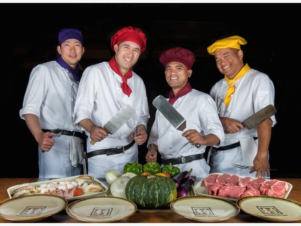 kitchen helpers for japanese village restaurant victoria