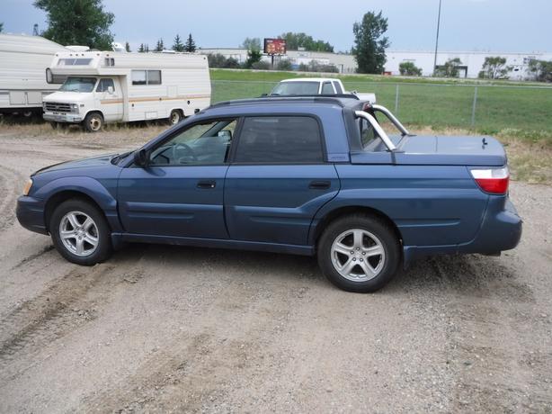 2005 Subaru Baja Sport - Estate Sale