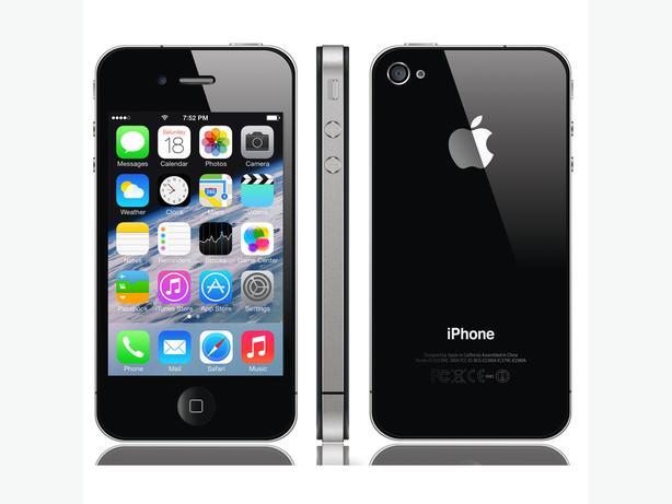 Rogers iPhone 4s