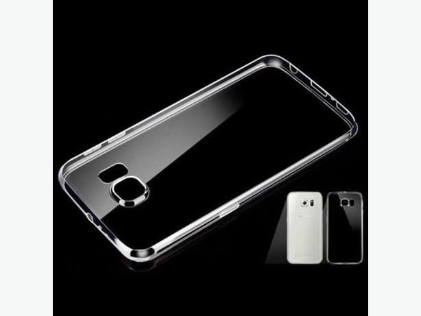 Clear TPU Protective Case for Samsung Galaxy S7