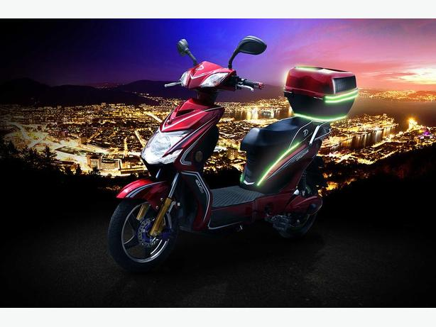 ***ALL NEW SUPER SCOOTERS THE CHAMELEON SCOOTERS*** - $1999