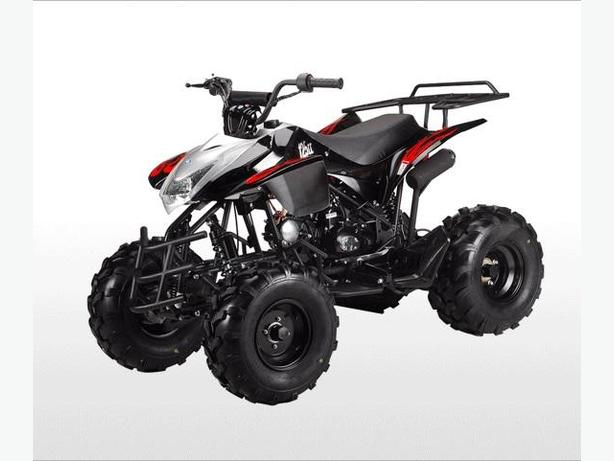 TAOTAO 125cc RAPTOR STYLE ATV WITH FREE HELMET