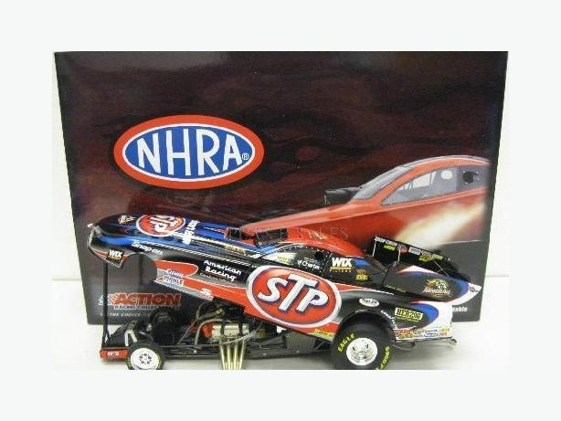 Action 1:24 Scale NHRA 2011 Autographed  Tony Pedregon Funny Car