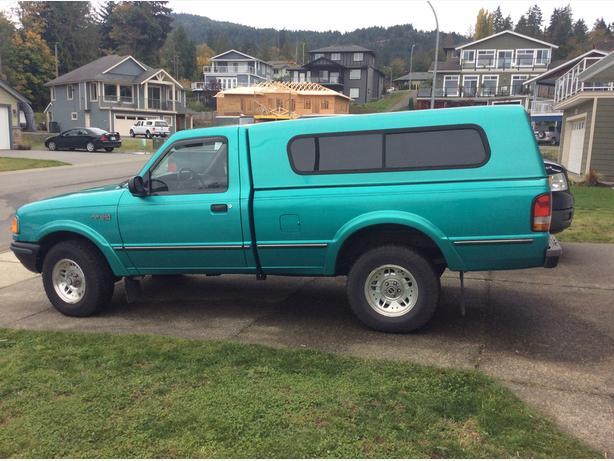 1993 Ford Ranger 4x4 XLT
