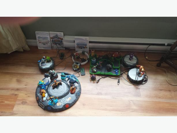 Perfect Christmas Present - Skylanders Collection