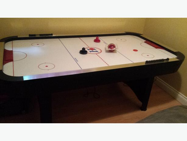 Harvard Air Hockey Table - Great for fun with your friends