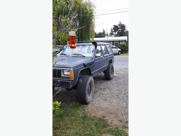 91 jeep cherokee xj