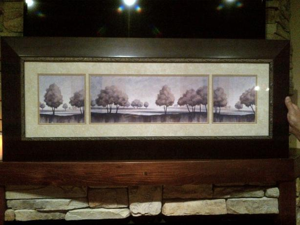 Randomlane/Oakdale Framed Print  **REDUCED**