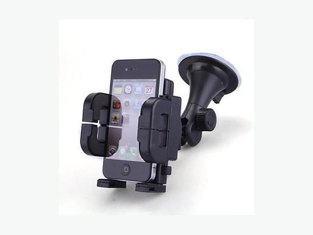 Universal Cell Phone GPS Holder Car Mount with Suction Cup