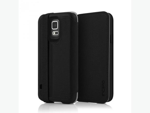 Incipio Watson Folio with Removable Snap-On Case for Galaxy S5