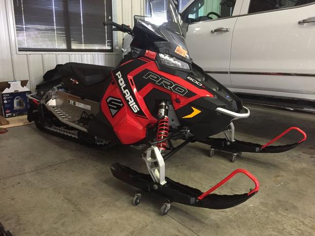 2015 POLARIS AXYS 800 SWITCHBACK PRO-S