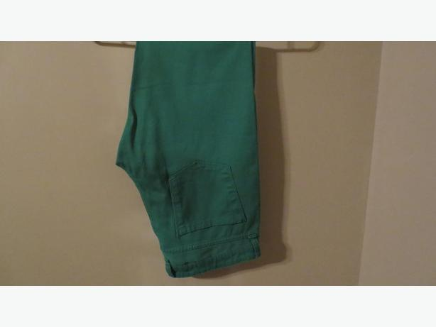 GREEN SOFT JEANS (view sellers list lots more)